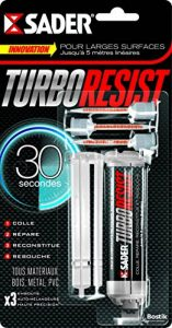 Sader Turbo Resist Colle de Réparation Seringue 10G de la marque Sader image 0 produit