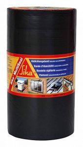 Sika Multiseal - Bande d'étanchéité autocollante résistante à la déchirure - 200mm x 3m - Gris de la marque SIKA FRANCE S.A.S image 0 produit
