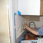 SikaCeram Cuisine et bain - Colle à carrelage en pâte - facilité de pose murale (D2-ET) - 5kg - Blanc de la marque SIKA image 1 produit