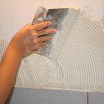 SikaCeram Cuisine et bain - Colle à carrelage en pâte - facilité de pose murale (D2-ET) - 5kg - Blanc de la marque SIKA image 3 produit