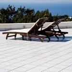 SikaCeram Joint Dallage extérieur - Mortier joint de carrelage de largeur 5 à 50mm spécial terrasse (CG2WA) -Beige - 25kg de la marque SIKA FRANCE S.A.S image 4 produit