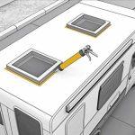 Sikaflex AM Auto-Marine - Mastic-colle carrosserie automobile, camping-car et bateau - 300ml - blanc de la marque SIKA FRANCE S.A.S image 3 produit