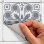 Stickers adhésifs carrelages Ambiance-Sticker - Set de 12 pièces 15 x 15 cm de la marque Ambiance-Live image 3 produit