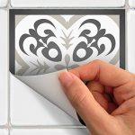 Stickers adhésifs carrelages Ambiance-Sticker - Set de 15 pièces 10 x 10 cm de la marque Ambiance-Live image 3 produit