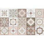 Stickers adhésifs carrelages Ambiance-Sticker - Set de 15 pièces 10 x 10 cm de la marque Ambiance-Live image 4 produit