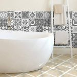 Stickers adhésifs carrelages muraux azulejos - 15 x 15 cm - 30 pièces de la marque Ambiance-Live image 2 produit