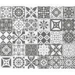 Stickers adhésifs carrelages muraux azulejos - 15 x 15 cm - 30 pièces de la marque Ambiance-Live image 4 produit