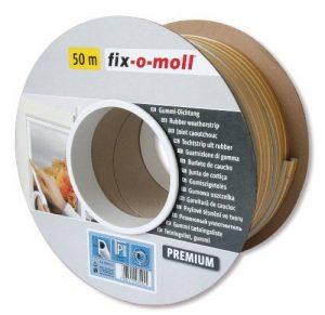 Suki Joint caoutchouc Profil P adhésif pour isolation porte/fenêtre Blanc de la marque Suki image 0 produit