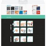 tesa Aluxx - panier de douche d'angle, Aluminium Chromé, Garanti Inoxydable, Montage sans perçage - 92Mm x 192Mm x 200mm de la marque Tesa image 1 produit