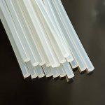 Tomkity 100 pièces Bâtons de Colle Chaude Colle Batonnets (7mm * 200mm) pour DIY Artisanat Réparations Rapides Petits Bricolages dans la Maison, Bureau de la marque Tomkity image 2 produit