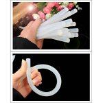 Tomkity 100 pièces Bâtons de Colle Chaude Colle Batonnets (7mm * 200mm) pour DIY Artisanat Réparations Rapides Petits Bricolages dans la Maison, Bureau de la marque Tomkity image 1 produit