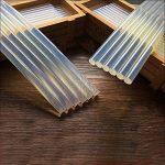 Tomkity 100 pièces Bâtons de Colle Chaude Colle Batonnets (7mm * 200mm) pour DIY Artisanat Réparations Rapides Petits Bricolages dans la Maison, Bureau de la marque Tomkity image 3 produit