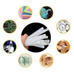 Tomkity 100 pièces Bâtons de Colle Chaude Colle Batonnets (7mm * 200mm) pour DIY Artisanat Réparations Rapides Petits Bricolages dans la Maison, Bureau de la marque Tomkity image 4 produit