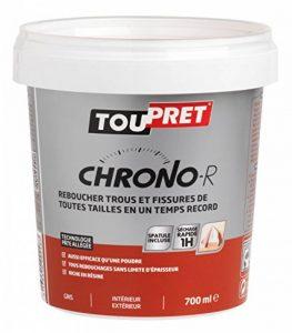 Toupret 191020 Chrono-R pâte pour reboucher trous/fissures 700 ml de la marque Toupret image 0 produit
