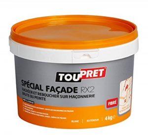 Toupret 251090 Enduit Spécial Façade RX2 pâte 4 kg de la marque Toupret image 0 produit