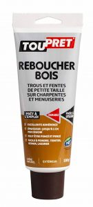 Toupret 451010 Reboucher bois pâte Tube de 330 g de la marque Toupret image 0 produit