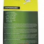 UHU Colle 2 composants plus endfest 300, 25 g en seringue de la marque UHU image 1 produit