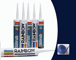 Ultramarine Couleur Bleu Mastic Silicone RAL 5002 310ml de la marque Colour image 0 produit