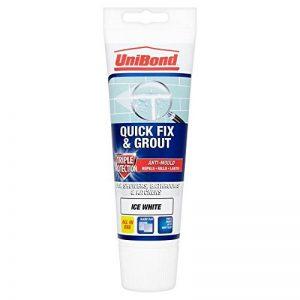 UniBond 1616659 Tube de Colle à Carrelage Triple Protection Anti-Moisissure, Blanc de la marque Unibond image 0 produit