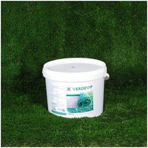 Verde Vip - Colle polyuréthane bi-matière, vert, 10kg, pour herbe synthétique, artificielle de la marque Verdevip image 0 produit